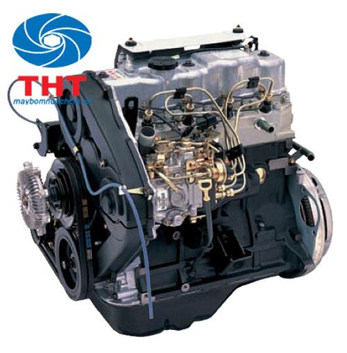 Động Cơ Diesel HYUNDAI Hàn Quốc D4BB - 48.5kW