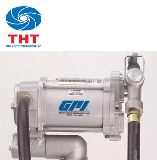 Máy bơm dầu GPI.. M-3220-ML