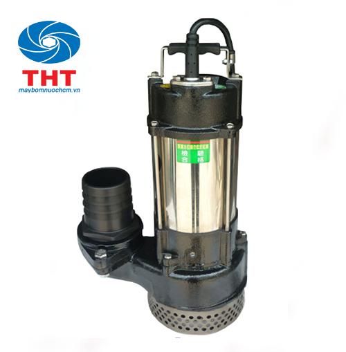 Máy bơm chìm nước thải NTP HSM250-1.75 26