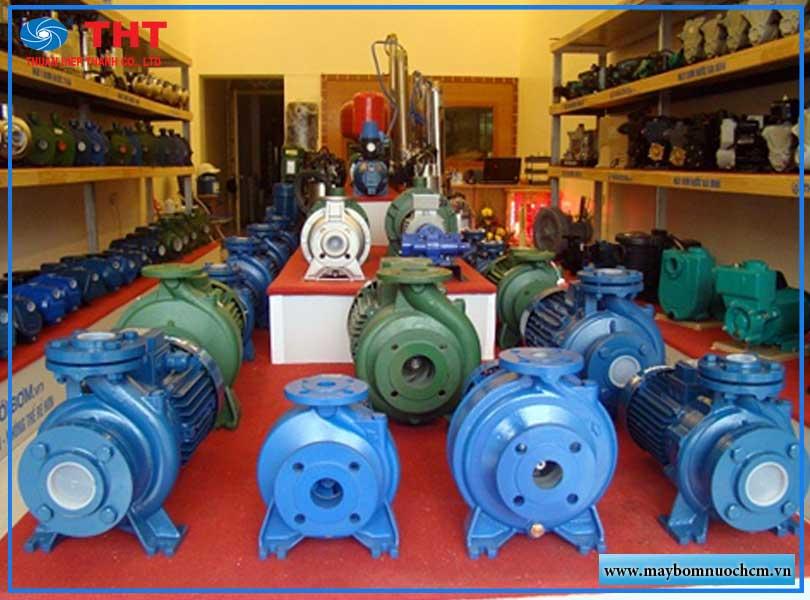 Chọn máy bơm cấp nước sinh hoạt gia đình như nào