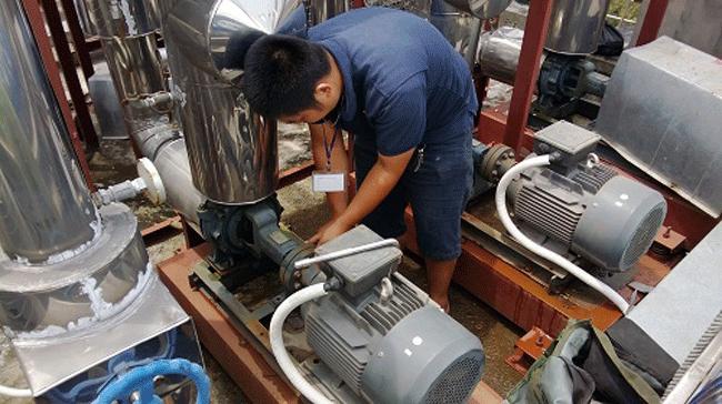Tìm hiểu nguyên nhân khi máy bơm lên nước yếu
